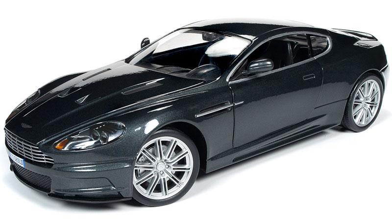 Auto World James Bond 007 Aston Martin Dbs Quantum