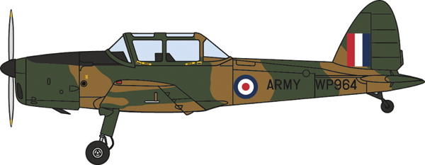 26016 - Aviation 72 DHC1 Chipmunk Army Air Corps