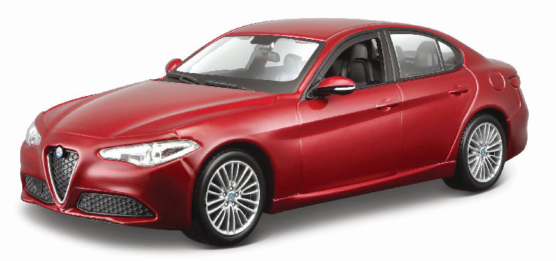 Bburago 2016 Alfa Romeo Giulia