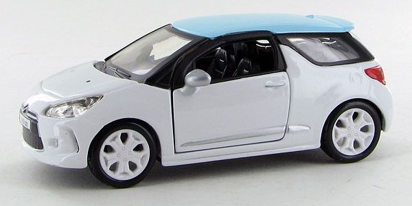 43100-K - Bburago Diecast Street Fire Collection Citroen DS3