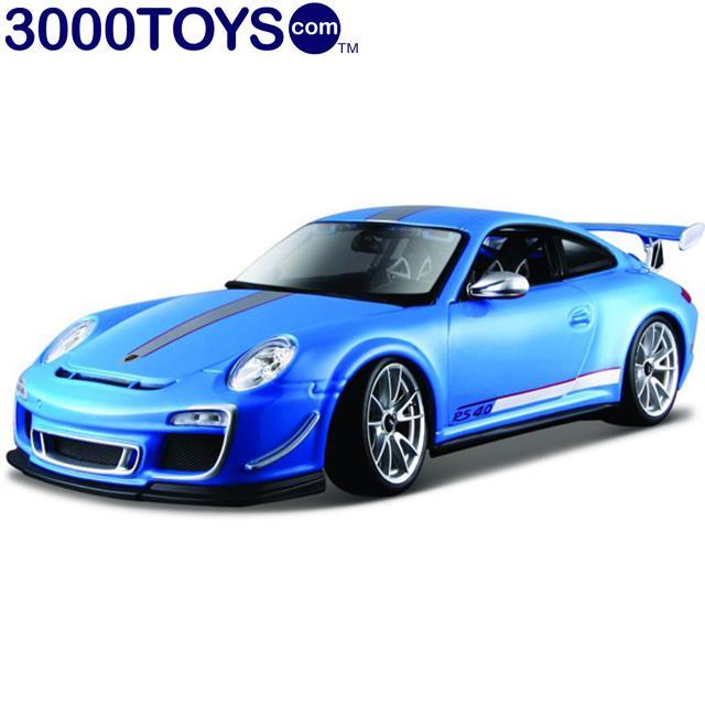 Bburago Diecast Porsche 911gt3 Rs 40