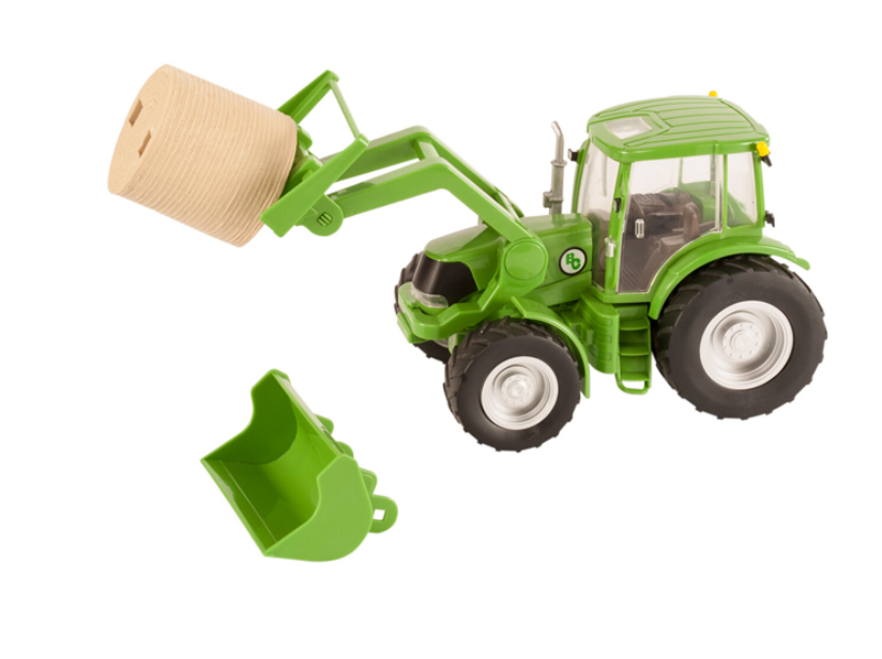 BC459 - Big Country Tractor and Implements