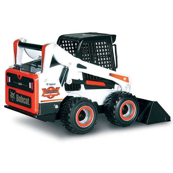 6989252 - Bobcat S650 Wheeled Skid Steer Loader Millionth