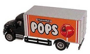 4102-00C - Boley Pops Tootsie Roll Candy Truck International 4300