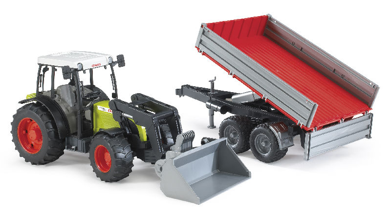 02112 - Bruder Toys Claas Nectis 267