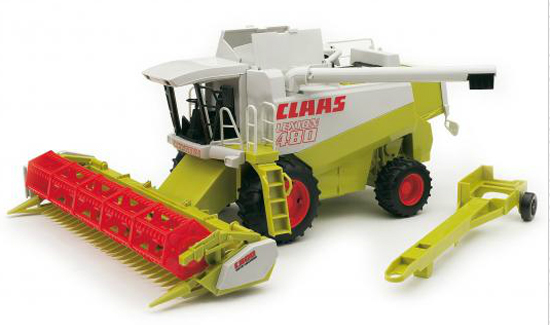 02120 - Bruder Toys Claas Lexion 480 Combine Harvester