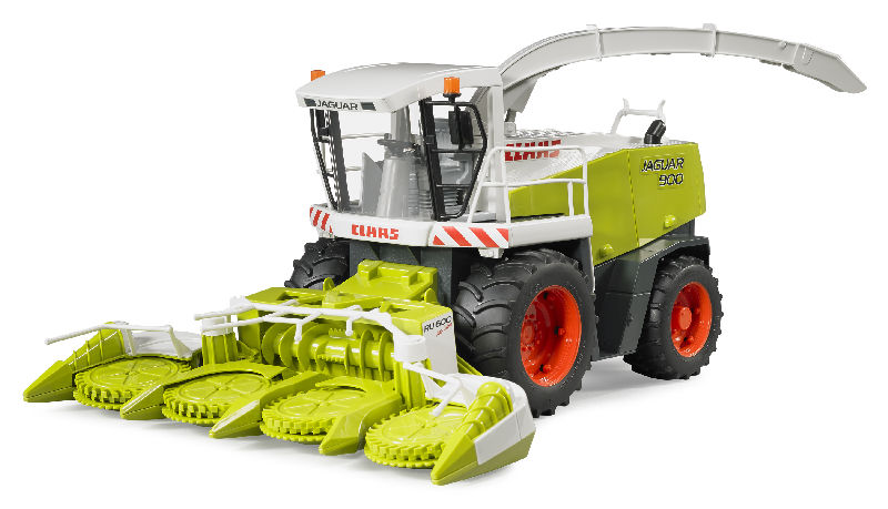 02131 - Bruder Toys Claas Jaguar 900 Field Chopper suspended oscillated