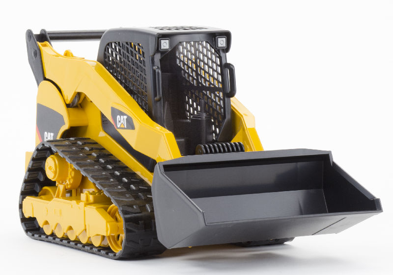 02137 - Bruder Toys Caterpillar Compact Track Loader High Impact ABS