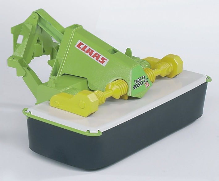 02324 - Bruder Toys Claas Disc 3050 FC plus Front Mower