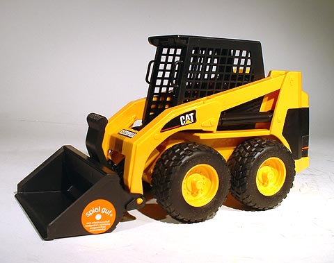 02435 - Bruder Toys Caterpillar Skid Steer Loader