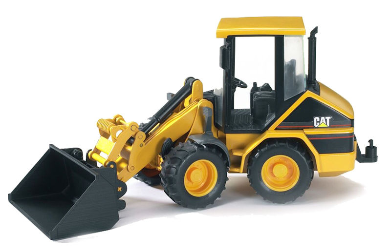 02442 - Bruder Toys Caterpillar Wheel Loader High Impact ABS