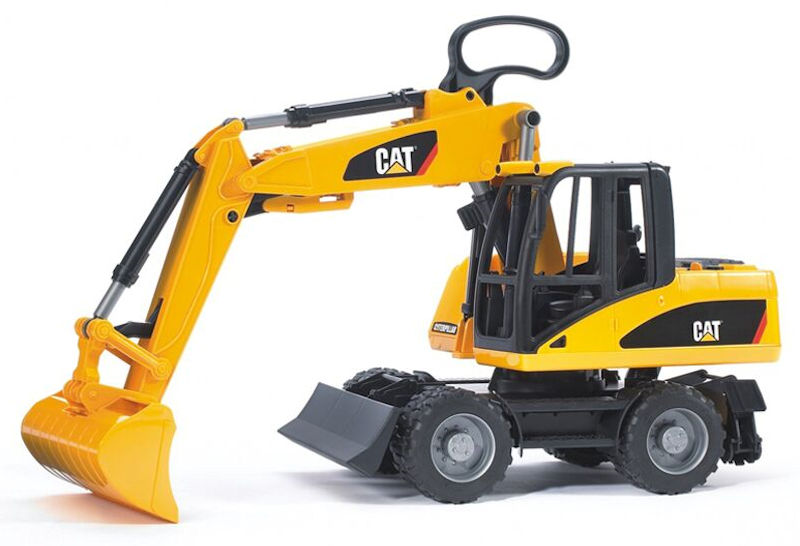 02446 - Bruder Toys Caterpillar Small Excavator High Impact ABS