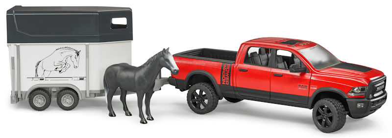 02501 - Bruder Toys RAM 2500 Power Wagon Pickup Truck