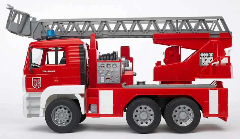 02771 - Bruder Toys Fire Engine