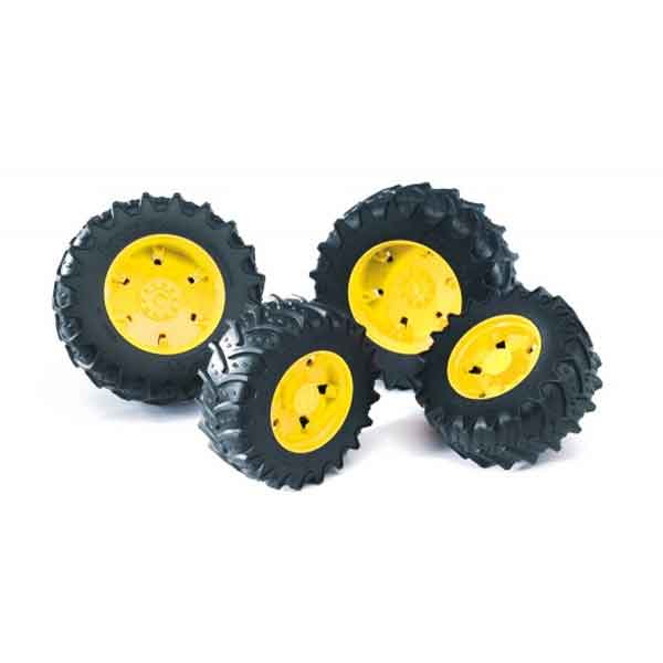 03314 - Bruder Toys Twin Tires