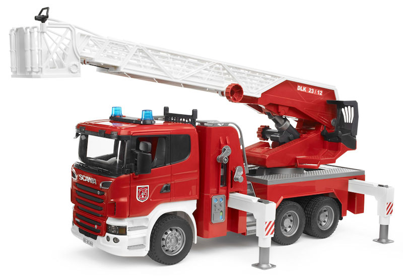 03590 - Bruder Toys SCANIA R Series Fire Engine