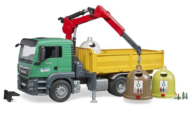 Bruder Toys Man Tgs Truck