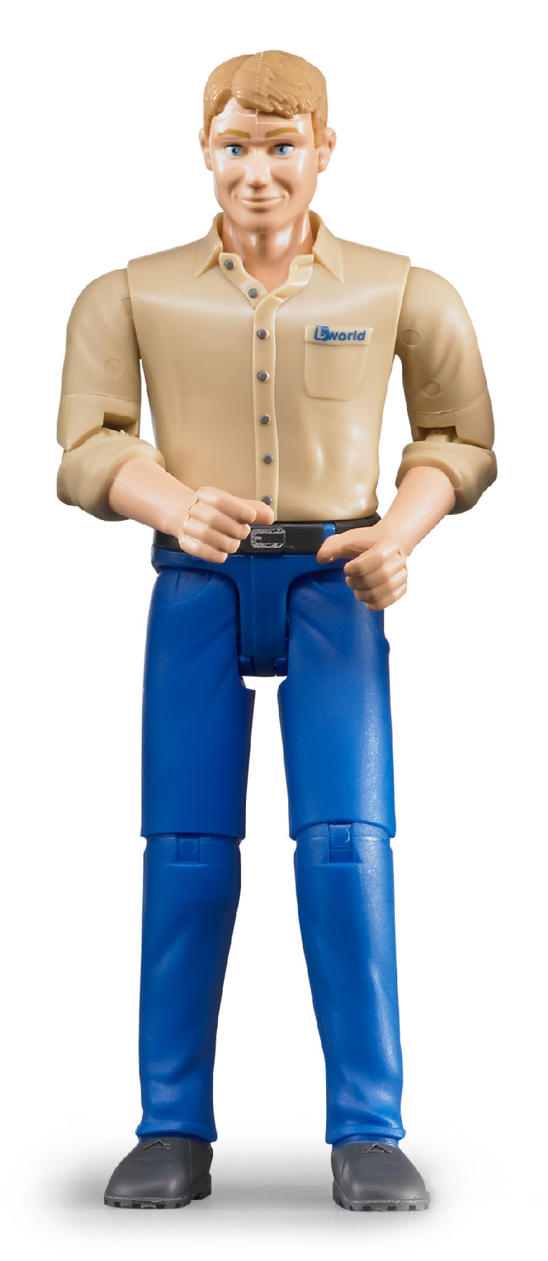60006 - Bruder Toys Male Driver_Construction Worker