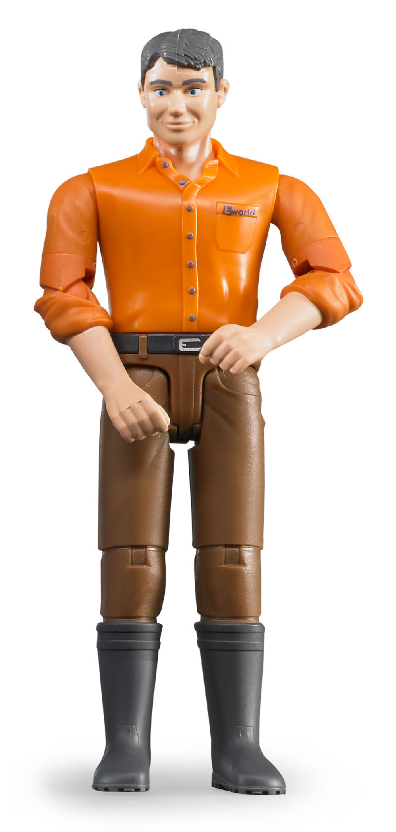 60007 - Bruder Toys Male Driver_Construction Worker