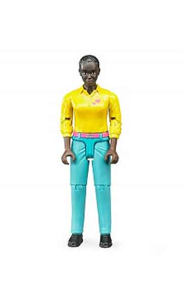 60404 - Bruder Toys Women Driver_Construction Worker