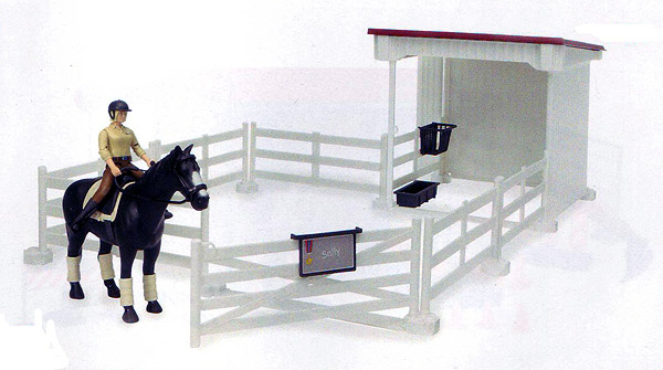 62521 - Bruder Toys Small Horse Stable