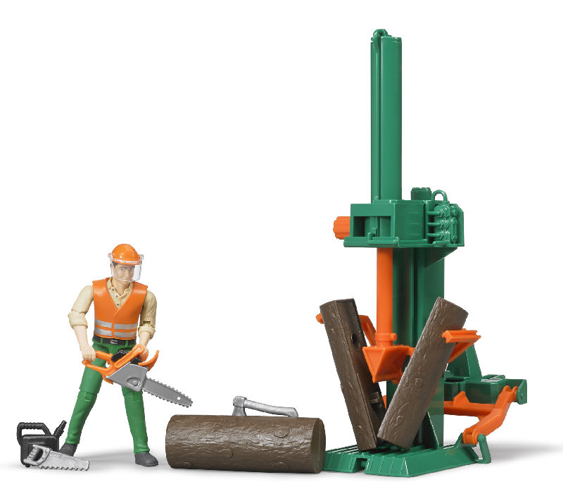 62650 - Bruder Toys Logging Set