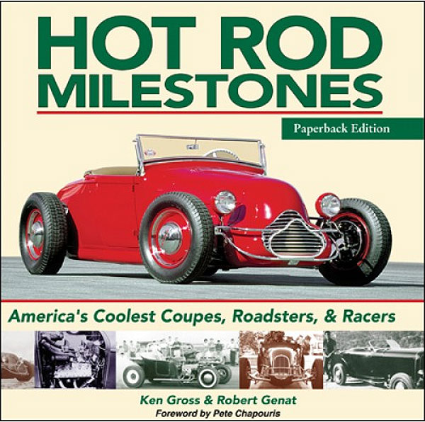 CT553 - Cartech Hot Rod Milestones by Ken Gross and