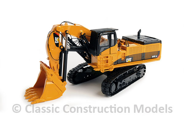 07-2022 - CCM Caterpillar 385C Front Shovel Precision Scale Model