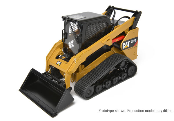 287D - CCM Caterpillar 287D Multi Terrain Loader Contractor Collection