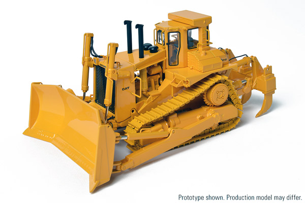 D10UB - CCM Caterpillar D10 Track Type Tractor