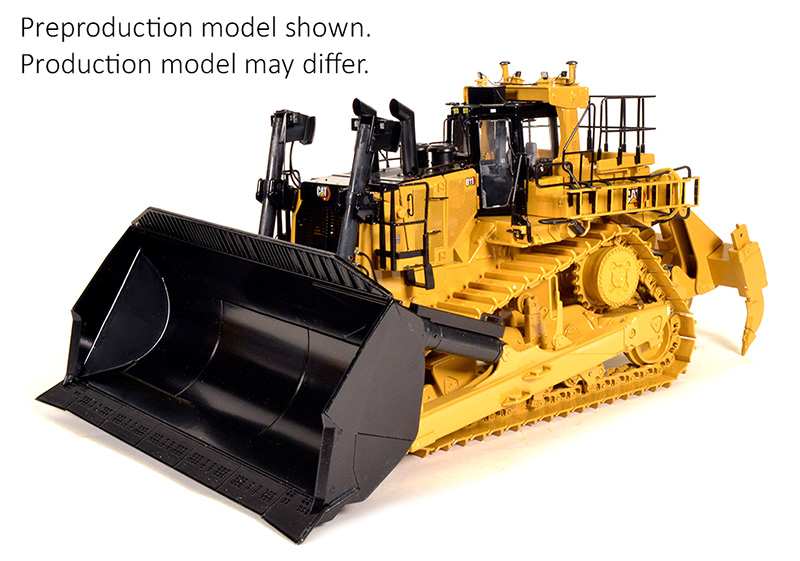 D11-CD - CCM Caterpillar D11 Carry Dozer
