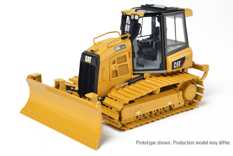 D5K2 - CCM Caterpillar D5K2 LGP Dozer Contractor Collection Precision