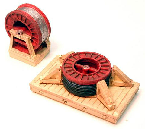 7268 - Chooch Steel Ribbed Cable Reels small