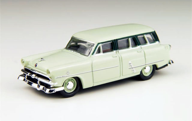 30309 - CMW 1953 Ford Customline Wagon