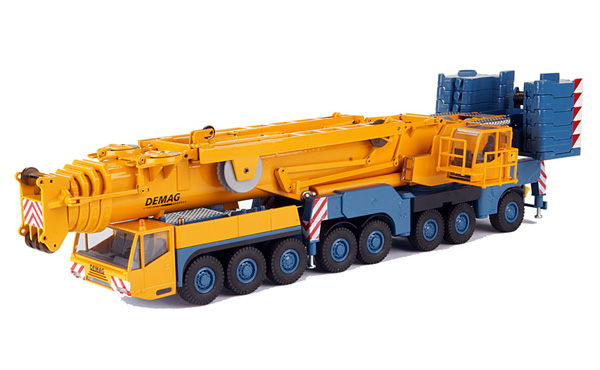 2098-17 - Conrad Demag AC500 2 SSL Class Telescopic Crane
