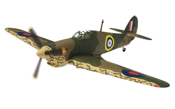AA27604 - Corgi Hawker Hurricane MKI V7795 Plt Off William
