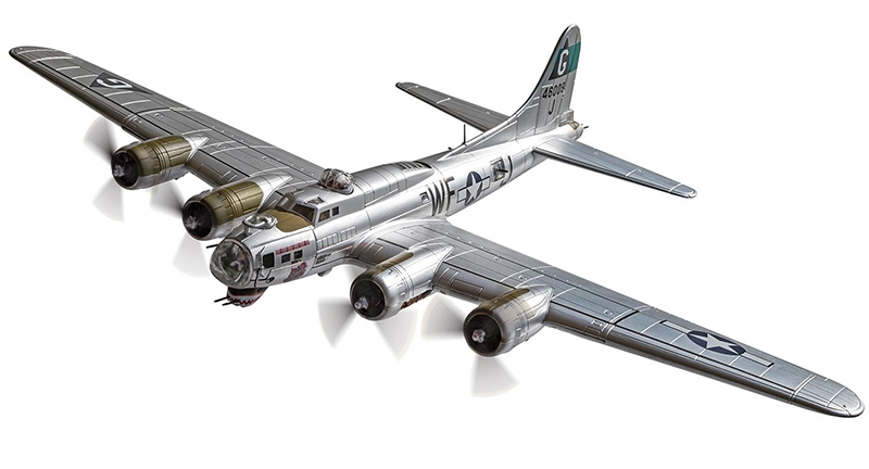 AA33318 - Corgi Boeing B 17G Flying Fortress 44 6009