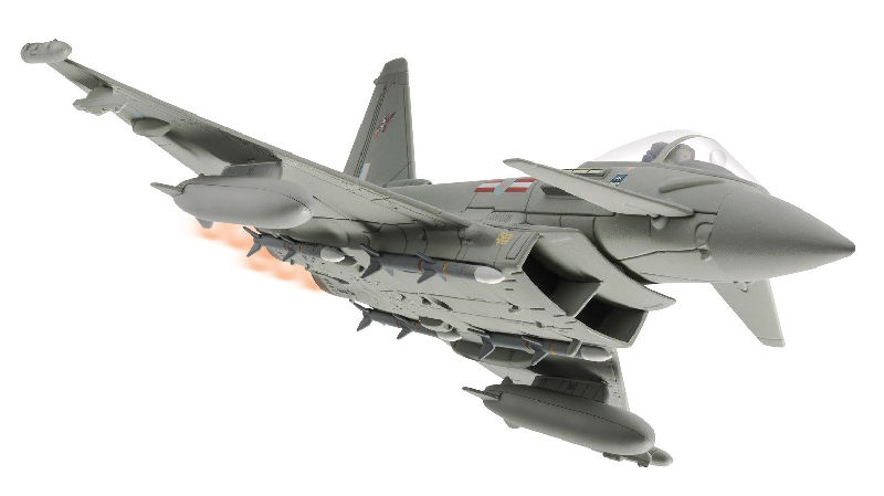 AA36408 - Corgi Eurofighter Typhoon FGR4 ZJ950_C RAF No29