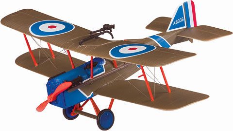 AA37702 - Corgi RAF Se5a Capt WA Billy Bishop Royal