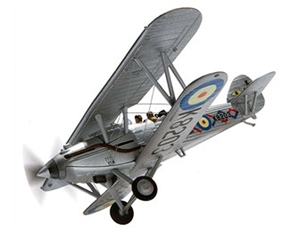 AA39605 - Corgi Hawker Demon G BTVE K8203 Old