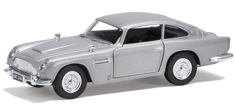 CC04311 - Corgi James Bond Aston Martin DB5 GoldenEye 1995