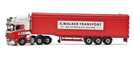 CC12941 - Corgi Scania Topline Moving Floor SWalker Transport Beoley