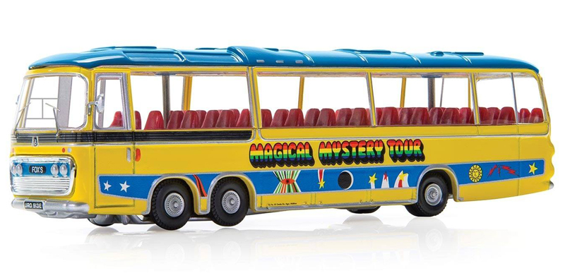 CC42418 - Corgi The Beatles Magical Mystery Tour Bus