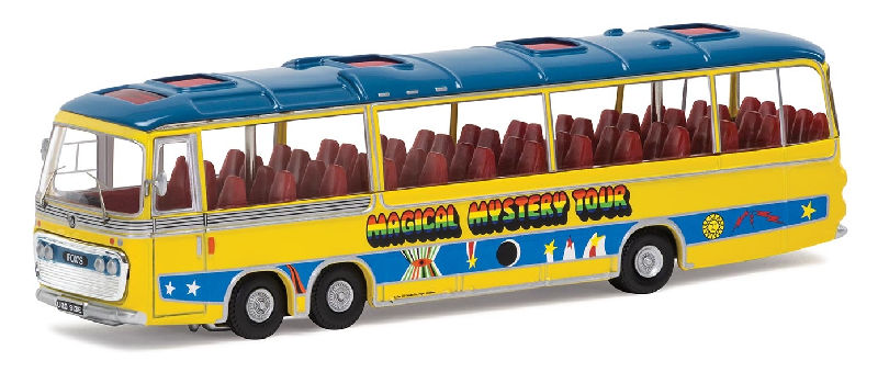 CC42419 - Corgi The Beatles Magical Mystery Tour Bus