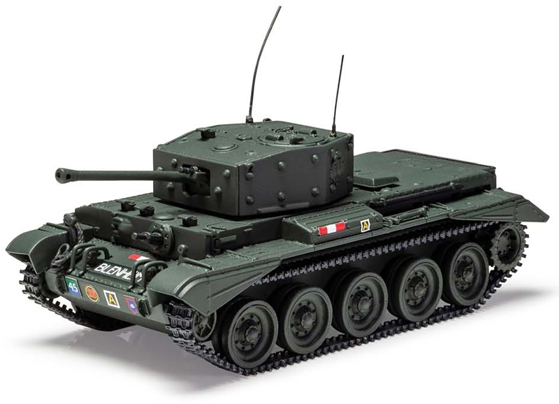 CC60613 - Corgi Cromwell IV 2nd Armored Welsh Guards