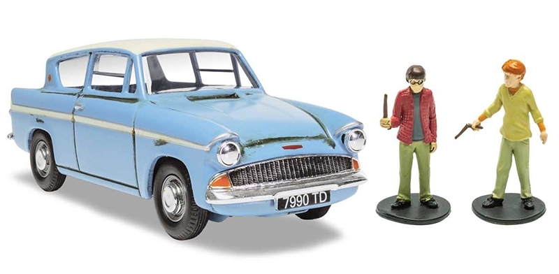 CC99725 - Corgi Mr Weasleys Enchanted 1959 Ford Anglia Harry