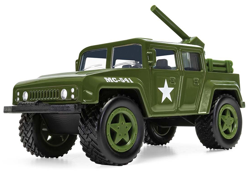 CH008 - Corgi Military Off Road Truck Corgi Chunkies Series