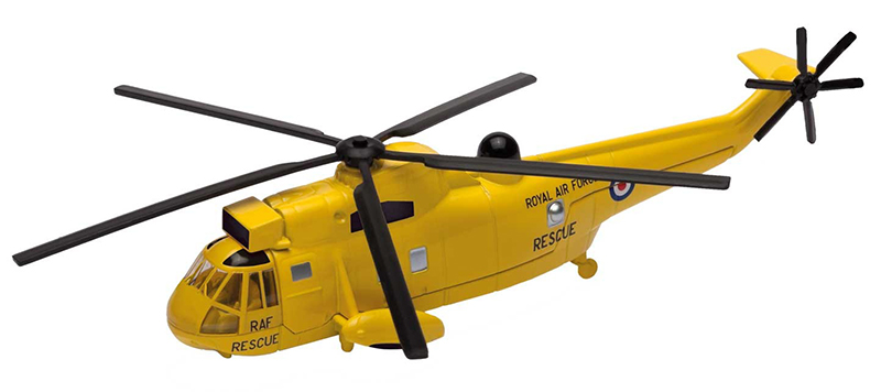 CS90625 - Corgi Westland Sea King Search and Rescue Helicopter
