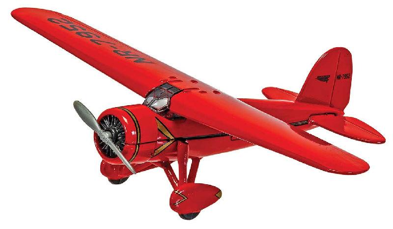 """Lockheed Vega Smithsonian (3-5"""" unscaled)"""