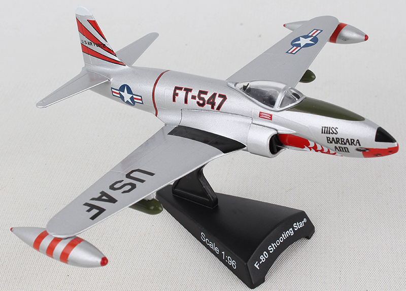 PS5392-1 - Daron Lockheed P 80 Shooting Star Evil Eye